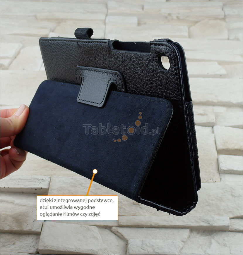 Etui książkowe do tabletu Lenovo