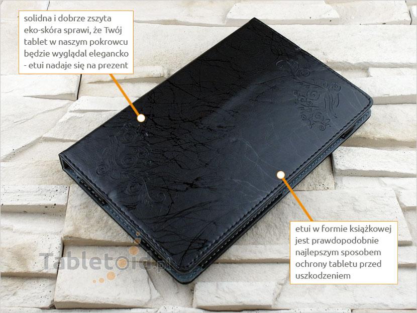 Pokrowiec dedykowany na tablet Lenovo tab 3 8 plusP8