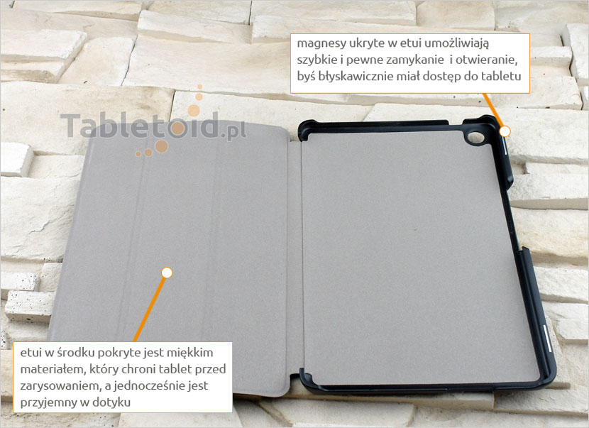 Etui do tabletu ASUS Zen Pad Z8