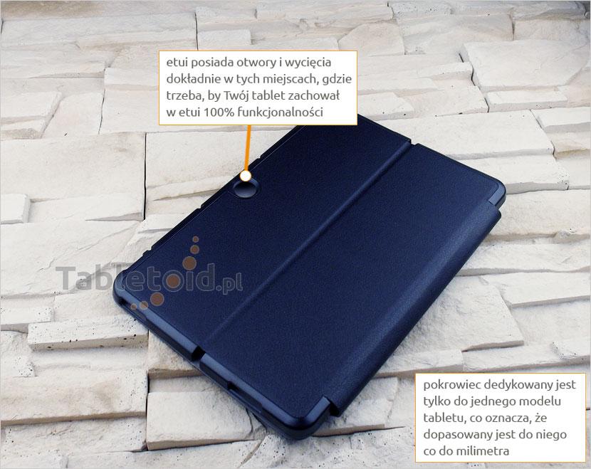 dedykowany pokrowiec na tablet ASUS Transformer Mini T102HA