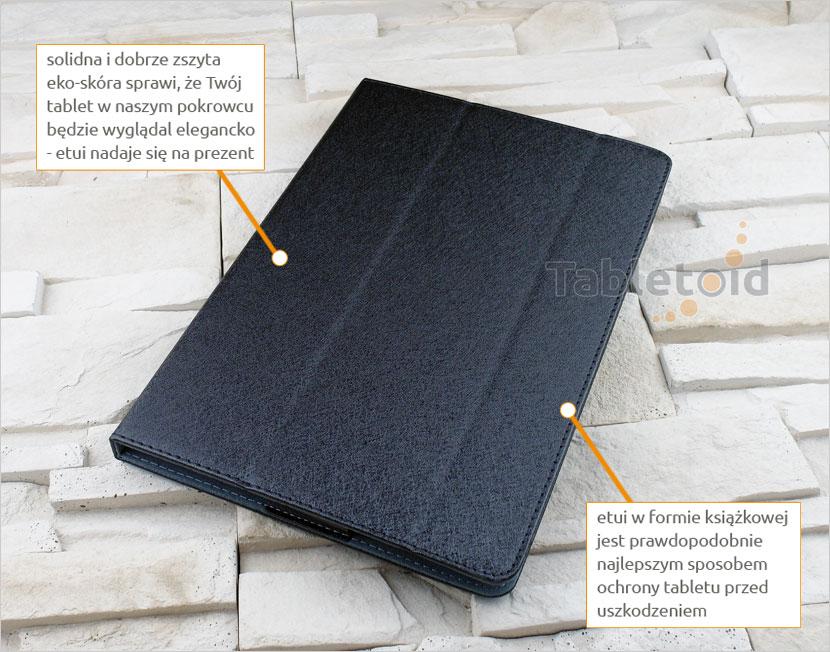 czarny pokrowiec do tableta HP X2 210 G1