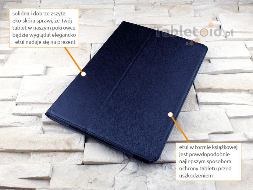 pokrowiec na tablet laptop 2w1