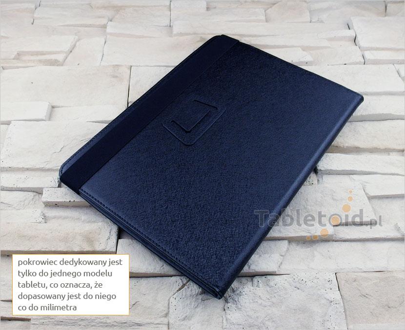 pokrowiec zamykany na tablet 2w1 / laptop Huawei MateBook 12cali