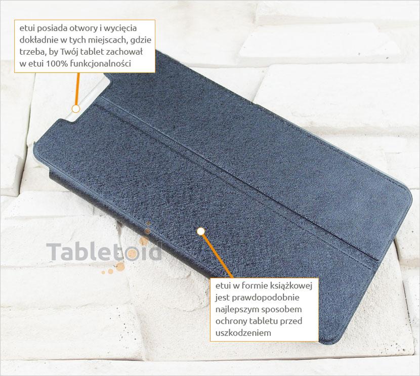 oryginalne etui na tablet lenovo phab pb1 750n