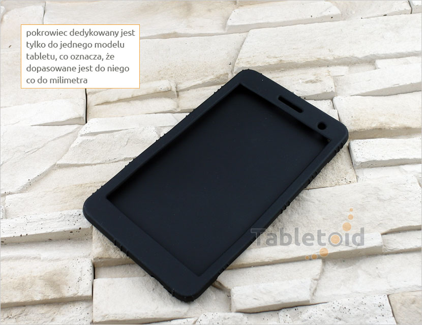 plecki dopasowane na tablet