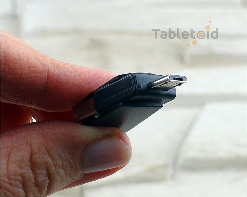 czytnik kart mikro SD