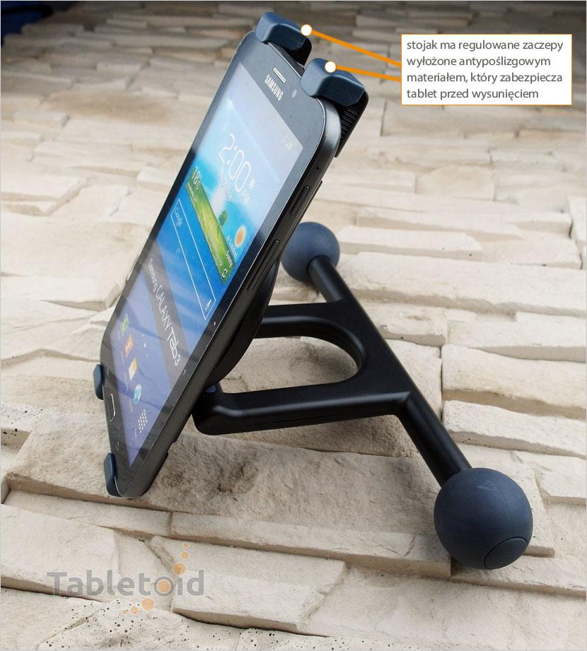 solidny stojak na tablet