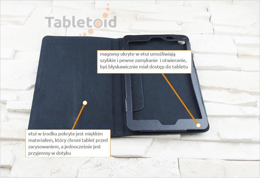 etui książkowe Huawei MediaPad T2 8.0 Pro / Honor 2