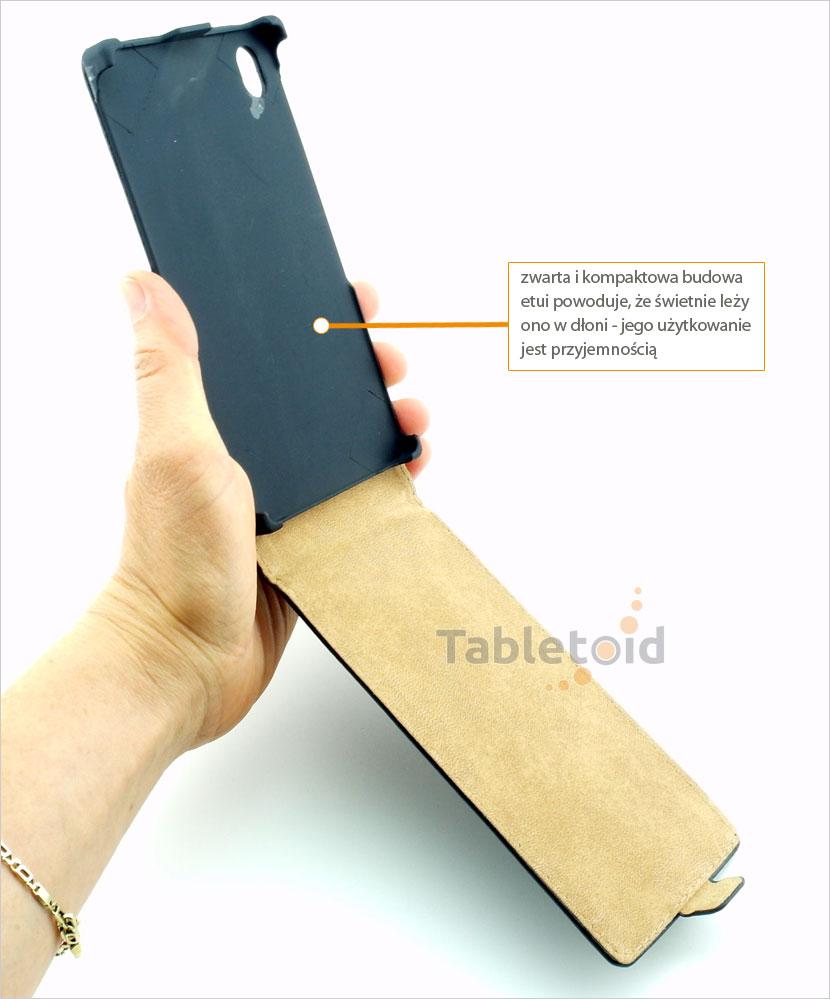 kabura na telefon Sony Xperia Z 1