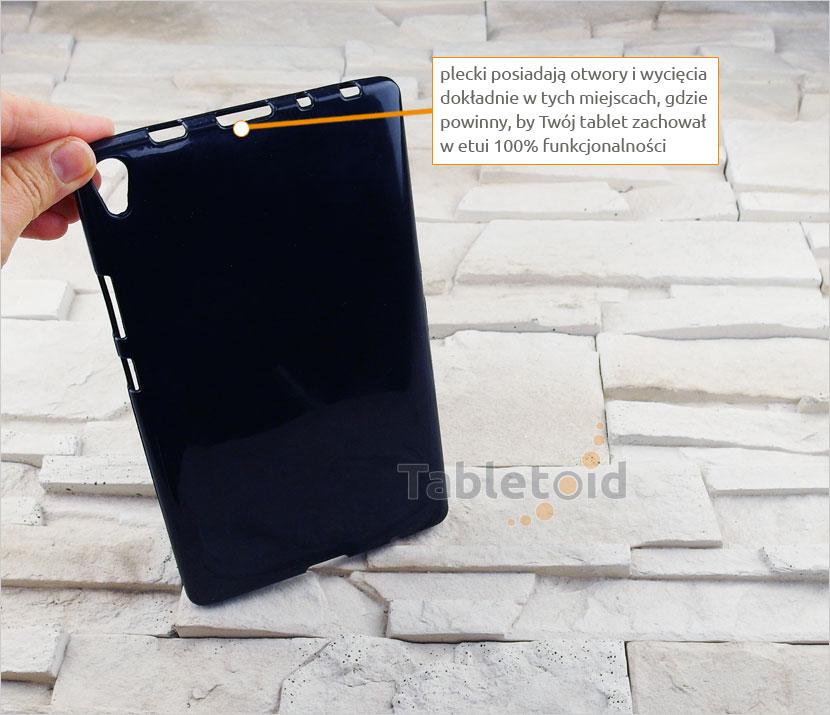 dedykowany pokrowiec na tablet lenovo tab 3 8 plus p8
