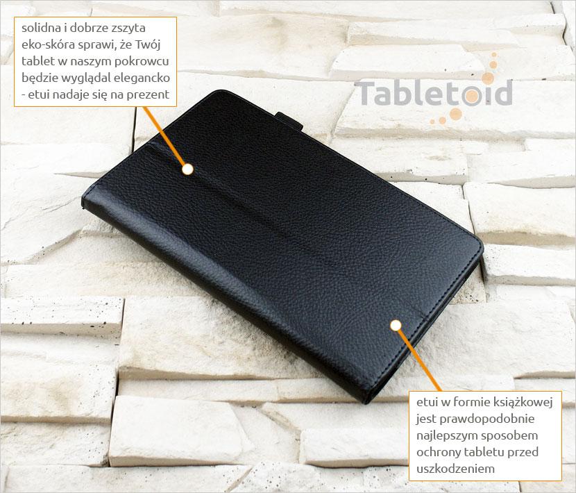 dedykowane pokrowiec na tablet