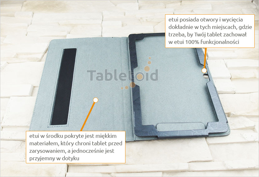 podpórka na tablet Cube iWork 10 Ultimate