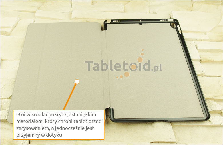 Dedykowany pokrowiec na tablet Apple New iPad Pro 10.5 cala