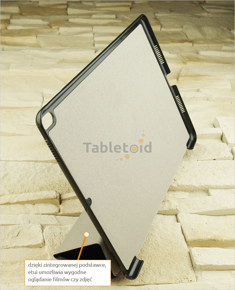 podstawka pod tablet z pokrowcem Apple New iPad Pro 10.5 cala