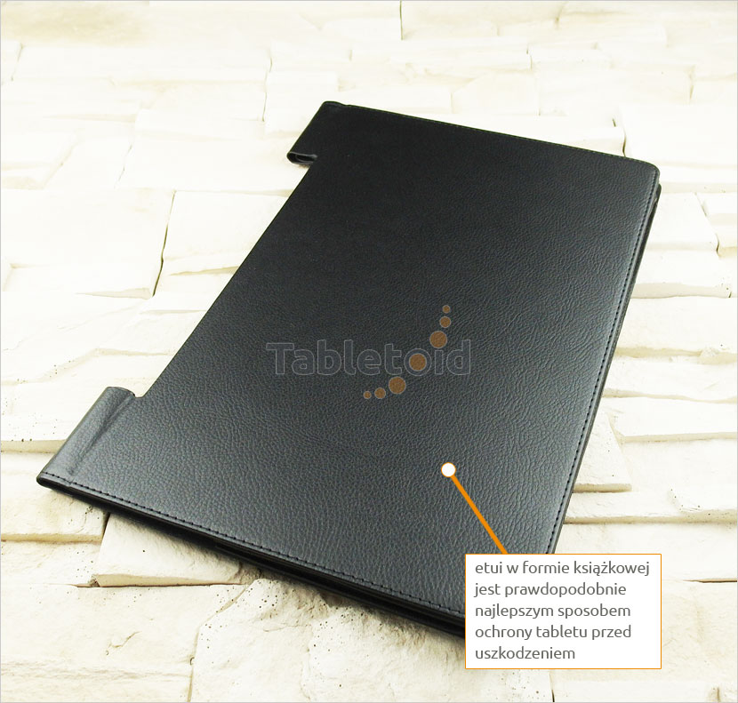 oryginalne etui na tablet Lenovo Yoga 2 Pro 1380F, 1380L