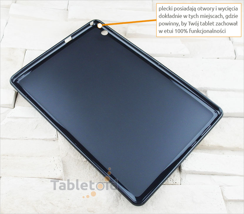 """plecki"" do tabletuHuawei MediaPad T3 10 AGS-L09 AGS-L03 9.6 cala"