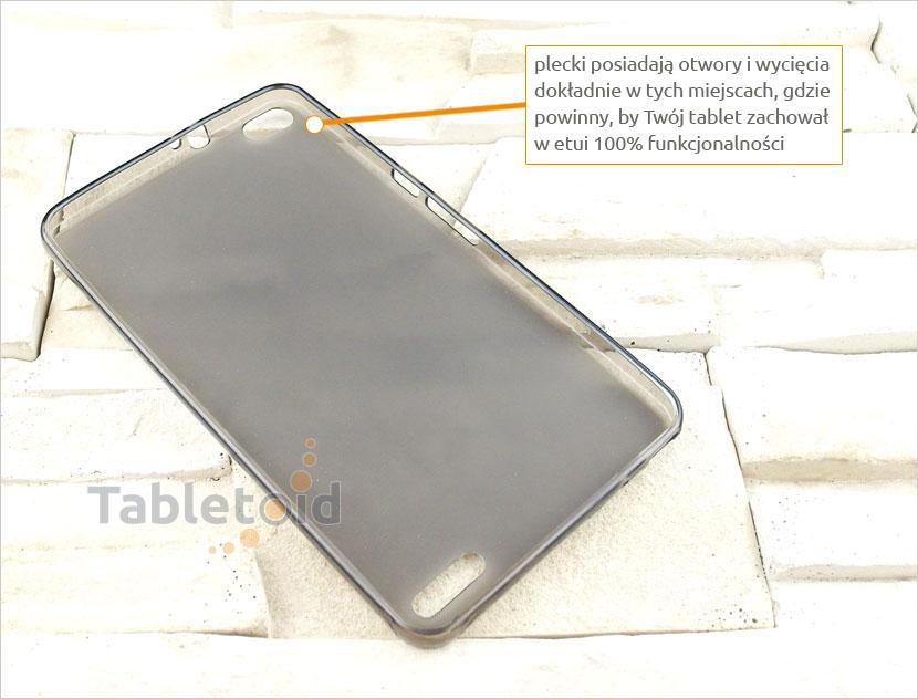 elastyczny pokrowiec na tablet