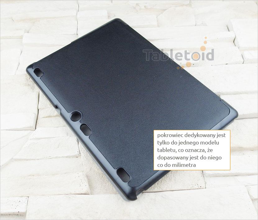 Pokrowiec zamykany Lenovo TAB3 10 Plus TB3-X70L