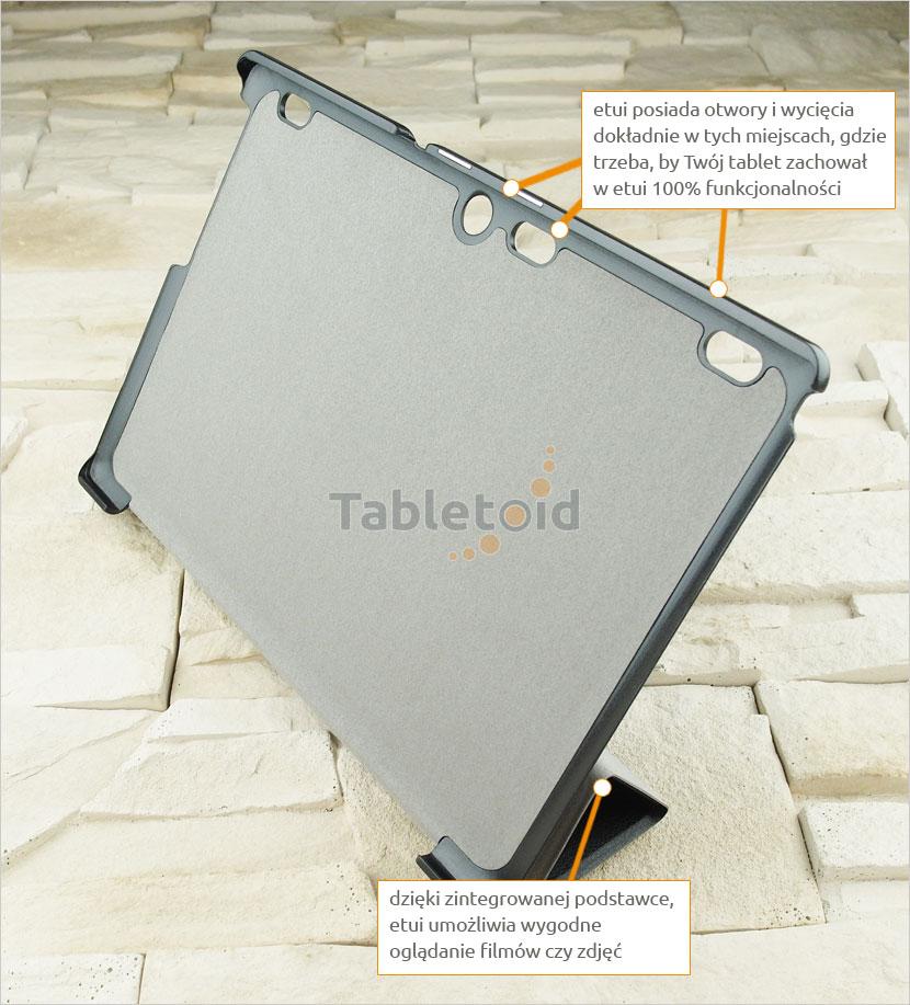 Pokrowiec zamykany na tablet