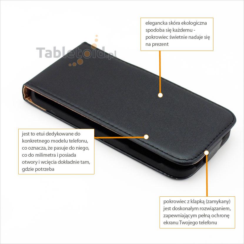 Pokrowiec do telefonu HTC Desire 510