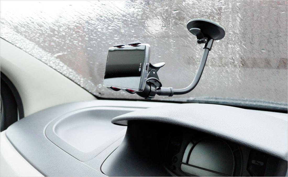 szczęki na telefon do mocowania w samochodzie