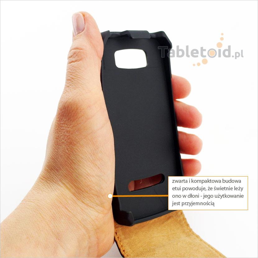 Dedykowane i solidne etui do telefonu Nokia Asha 306