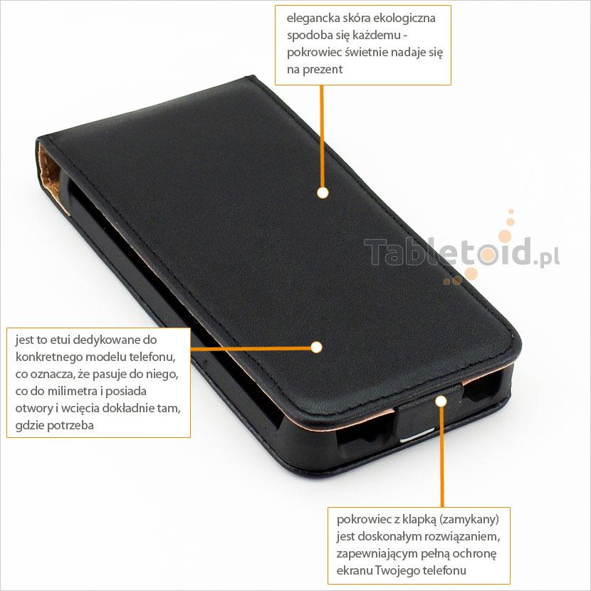 Kabura do telefonu LG G2 Mini D620