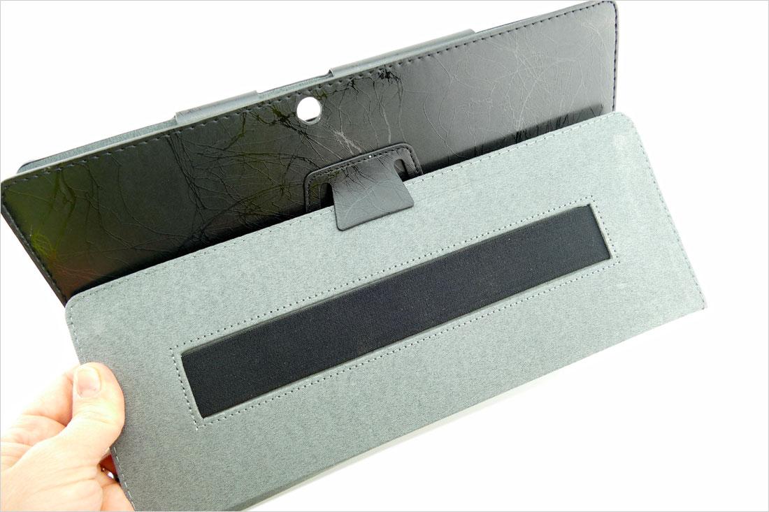 etui z eko-skóry na tablet Lenovo MiiX 510