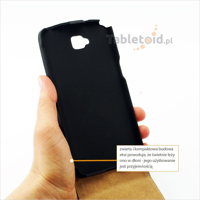 Eleganckie etui na smartfon LG G Pro Lite D684