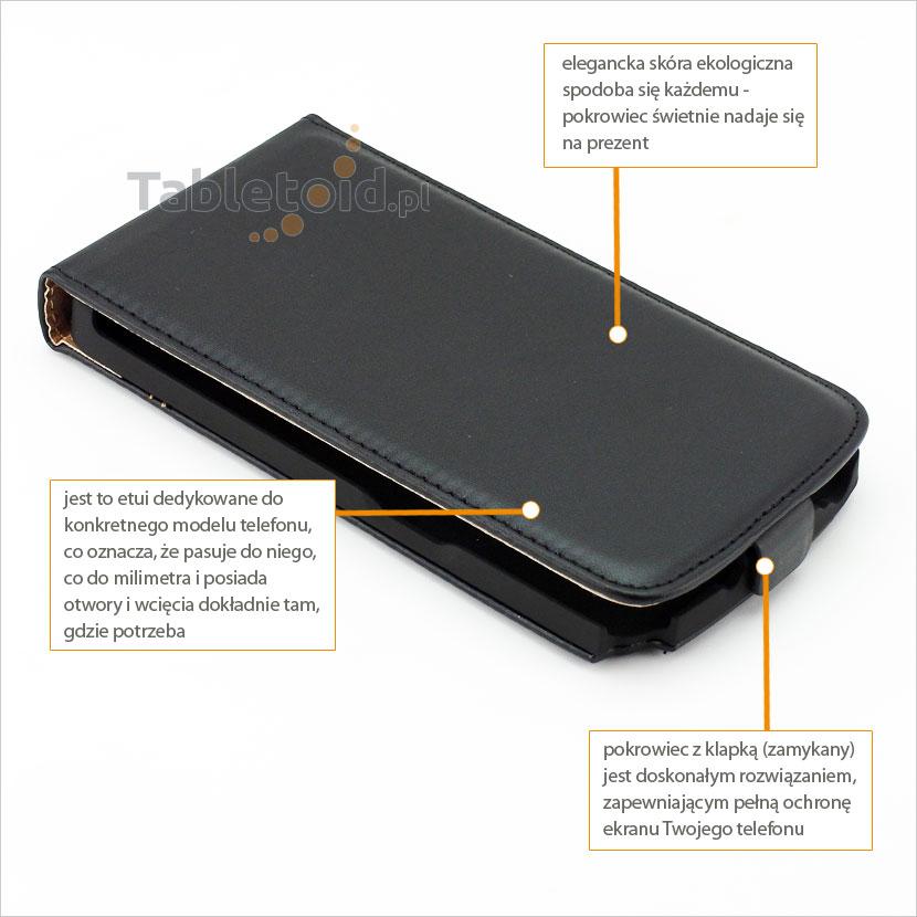 Etui na telefon LG G Pro Lite D684