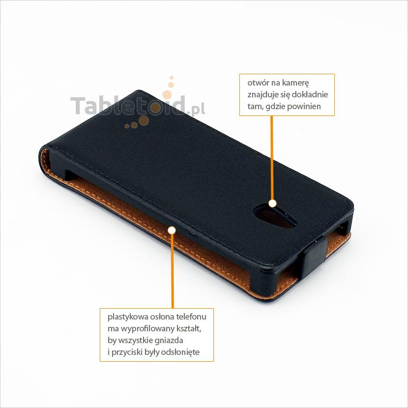 Pokrowiec na telefon Sony Xperia P