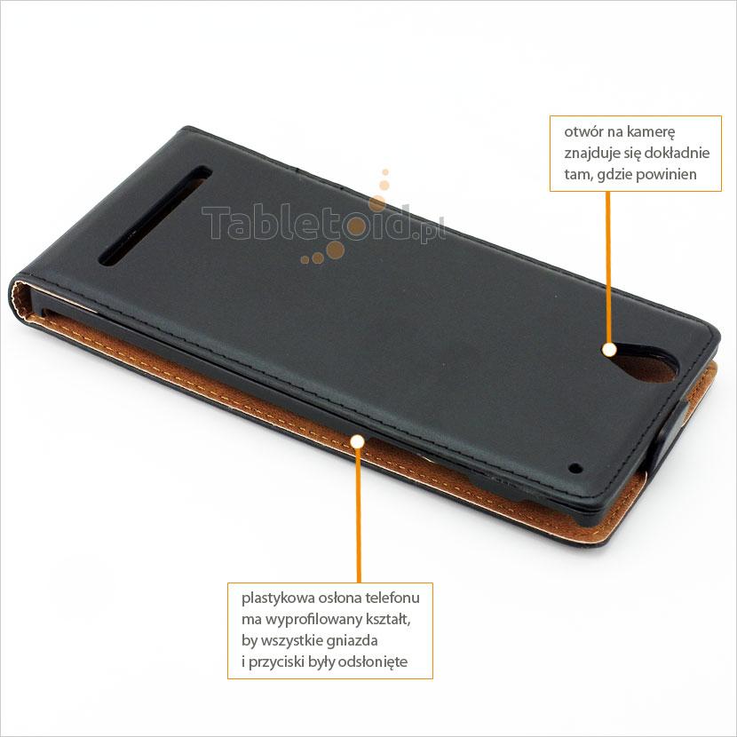 Kabura na telefon Sony Xperia T2 Ultra