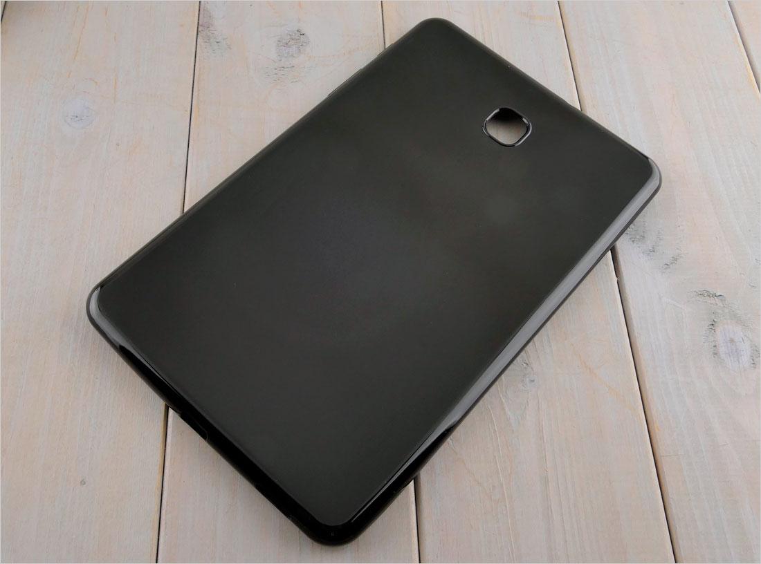 silikonowe etui na tablet Samsung Galaxy Tab A 8.0 T387 2018 8 cali