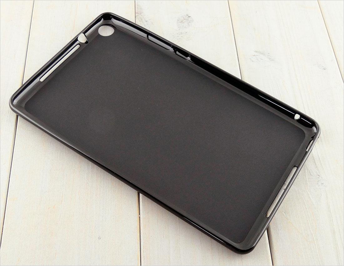 CZARNE etui silikonowe Huawei Honor 5 8 cali