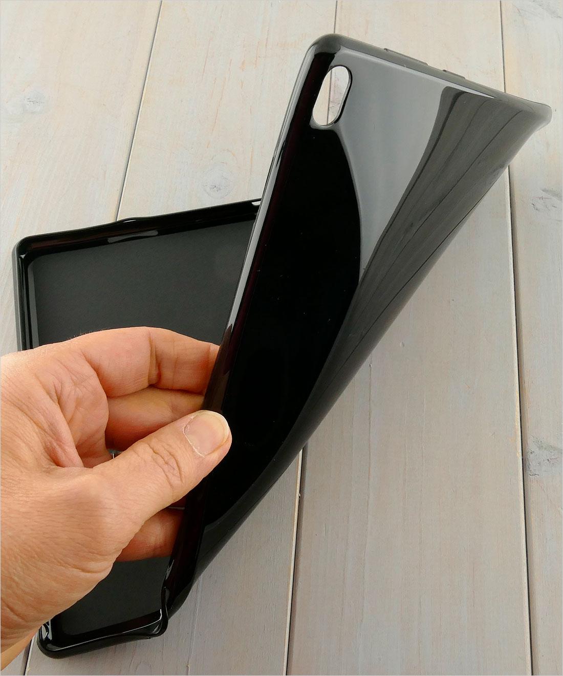 gumowe plecki na tablet