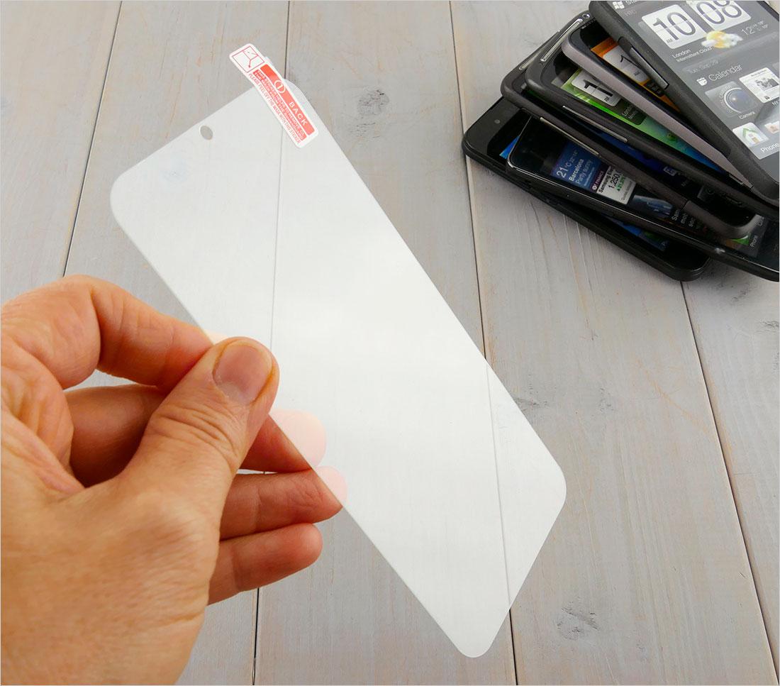 Szkło hartowane na telefon LG Q60