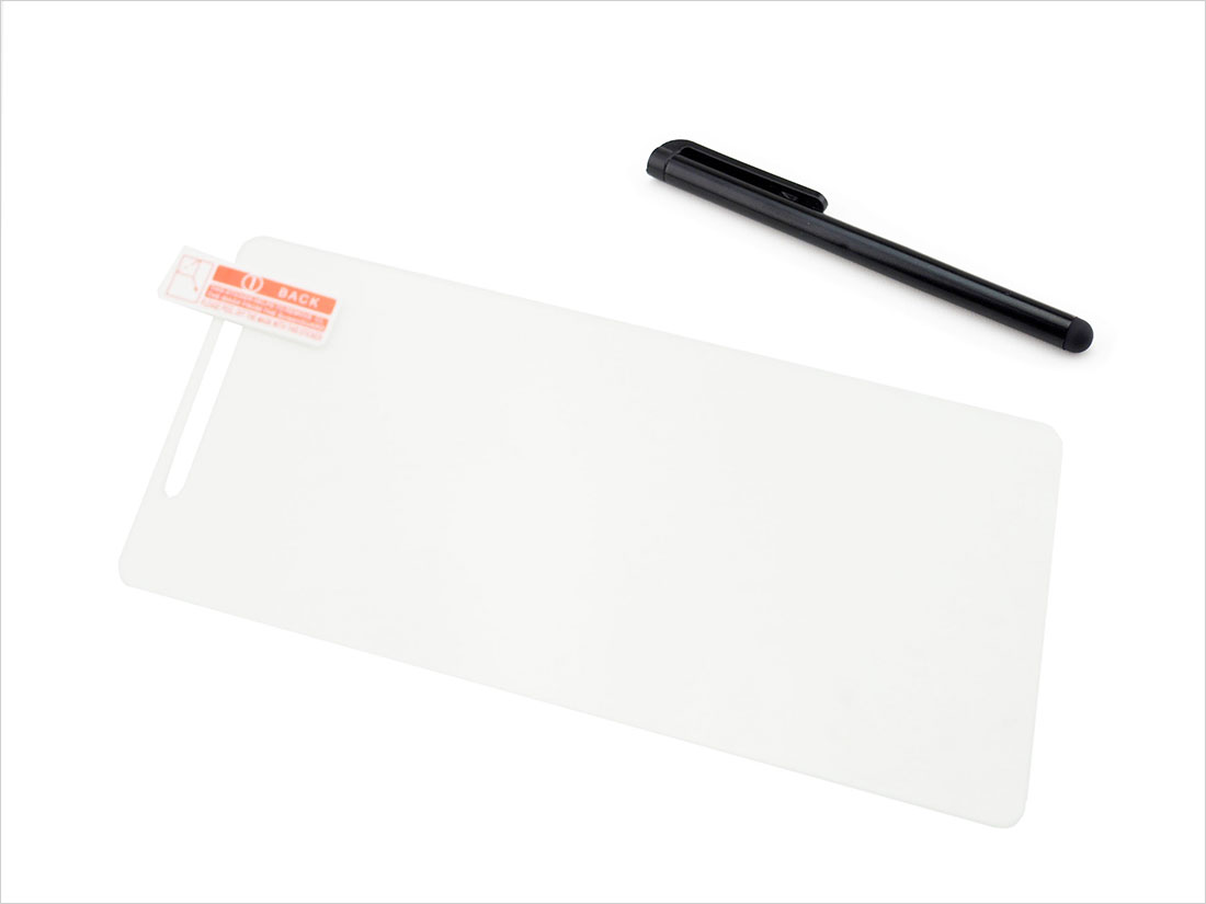 Nokia 1 PLUS - szkło hartowane