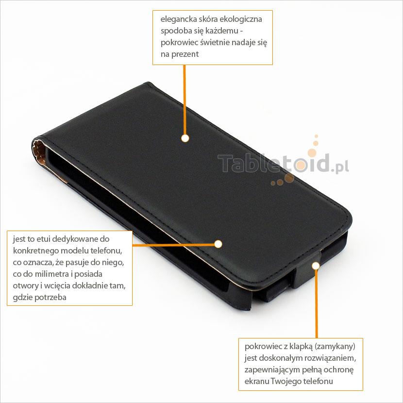 Etui do telefonu LG G3