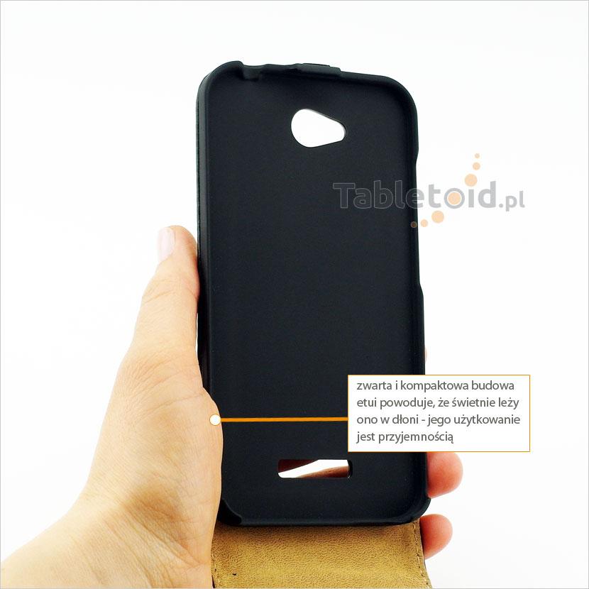 Dopasowane etui na telefon HTC Desire 616