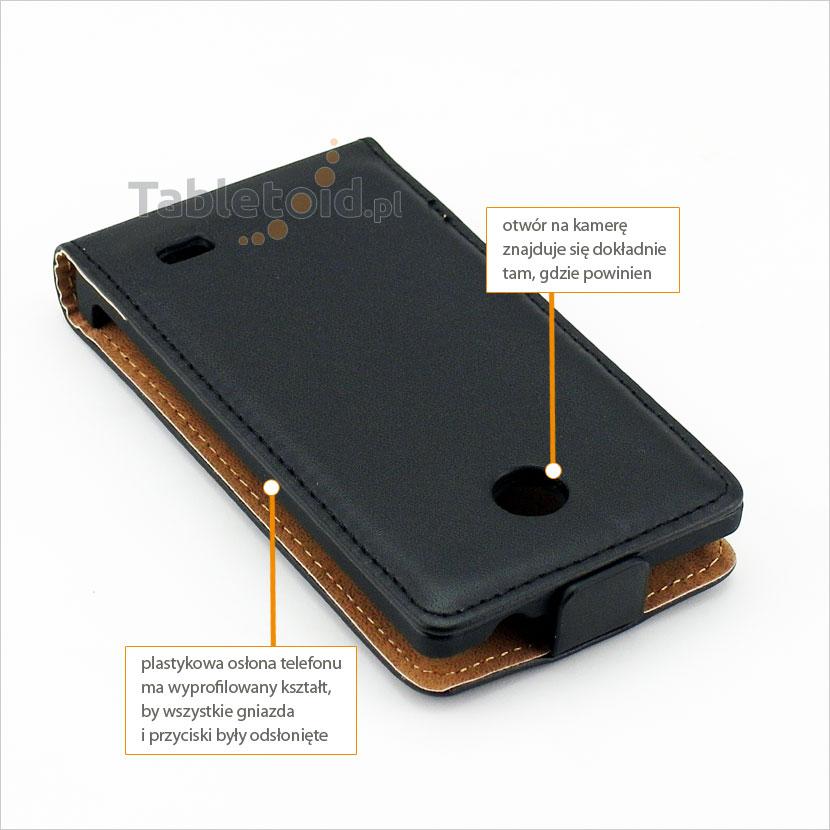Etui na smartfon Nokia X RM-980