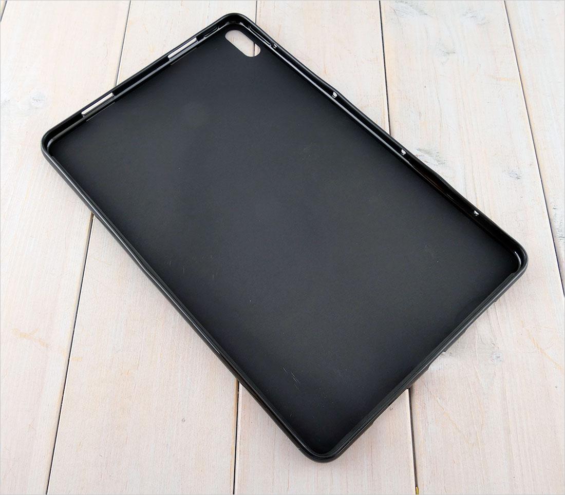 CZARNE etui silikonowe Huawei MatePad Pro 10.8