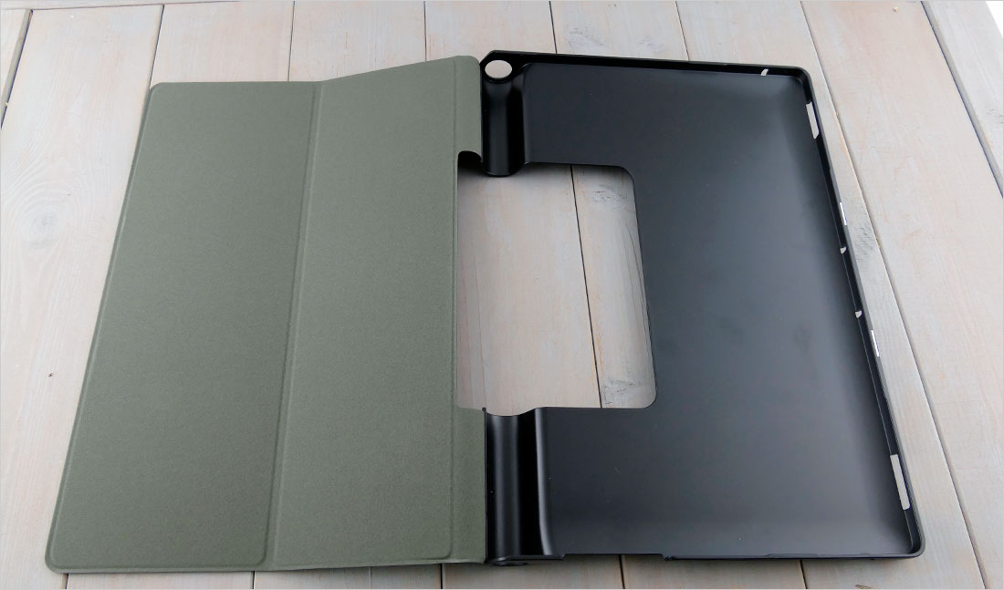 pokrowiec na tablet z ekoskóry Lenovo Yoga Pad Pro 13 cali
