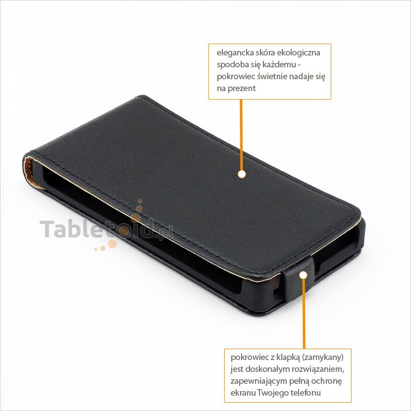 Dedykowany pokrowiec na telefon Sony Xperia M