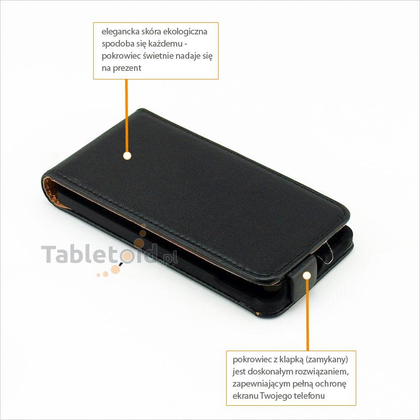 Praktyczny pokrowiec na telefon pokrowiec na telefon Sony Xperia Miro