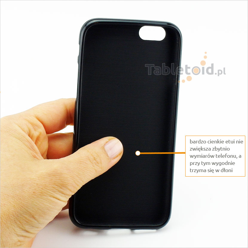 tylna ścianka etui do iPhone 6