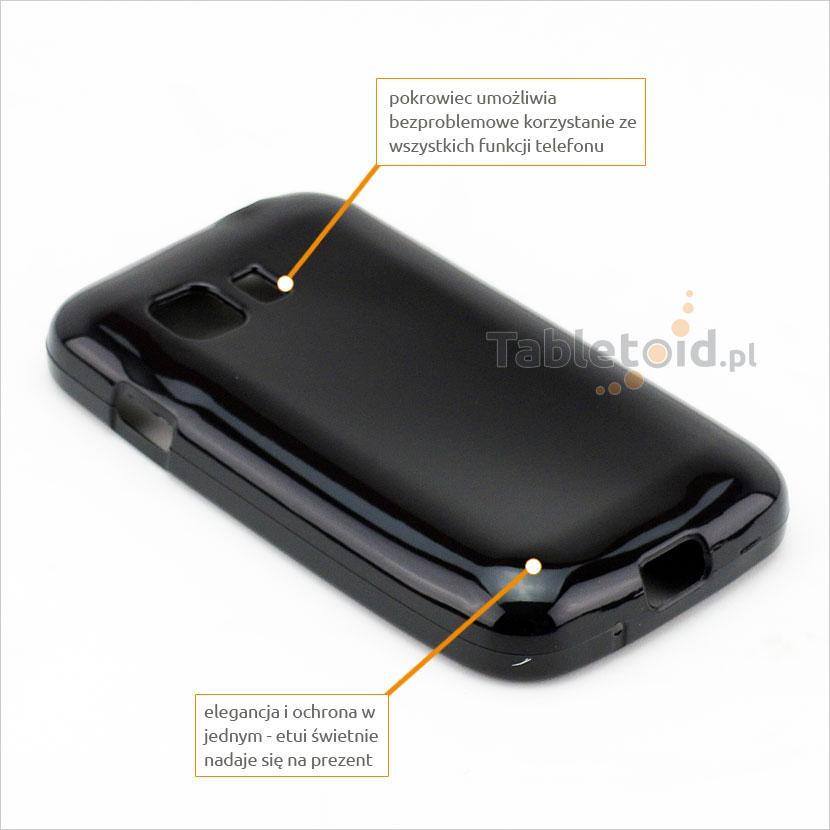 silikonowe plecki do Samsung G 130 Young 2