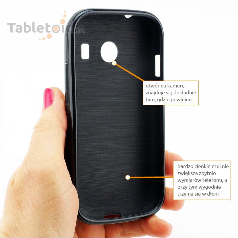 tylna ścianka etui do Samsung Galaxy Ace Style G 310
