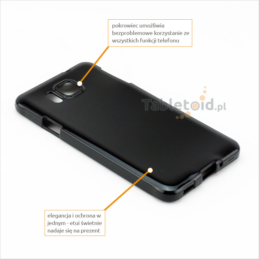 silikonowe plecki do Nokia 930