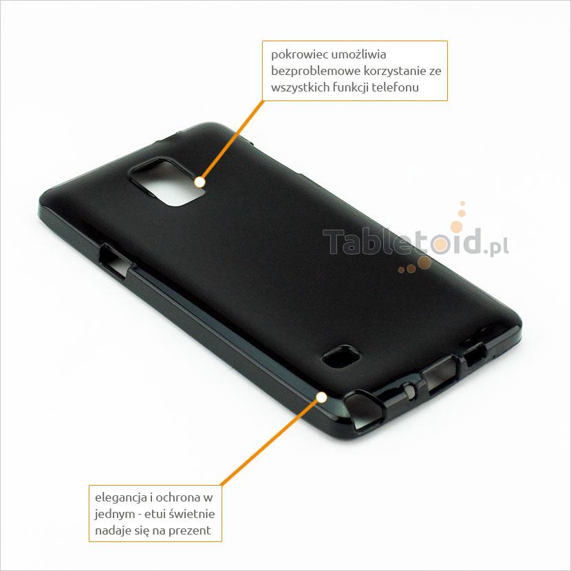 Eleganckie i wygodne etui na telefon Samsung Galaxy Note 4