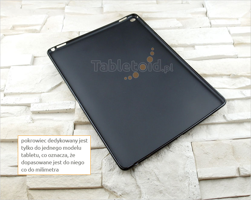 Elastyczne etui do tabletu Apple iPad Pro 12.9